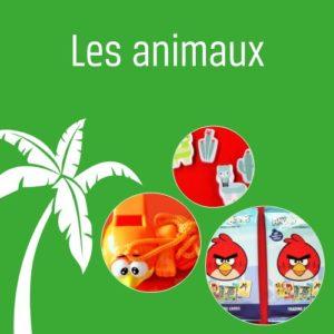 jouets des animaux