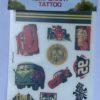 Cars Tattoo Disney film Uitdeelspeelgoed