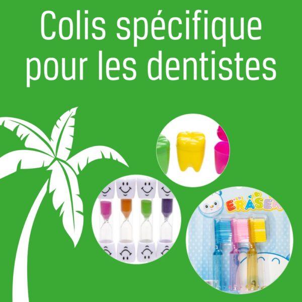 Colis dentistes