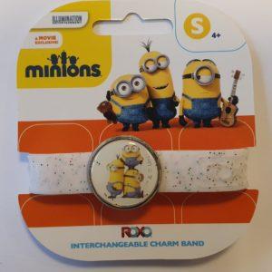 Disney Minions Glitter Armband Uitdeelcadeautje