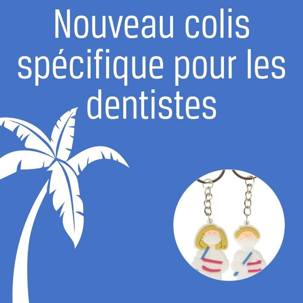 Colis spécifique pour les dentistes