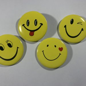 Emoticon Smiley Button Uitdeelspeelgoed